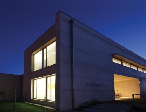 Casa da Comunidade Sustentável/Edifício-Sede da Junta de Freguesia da Glória