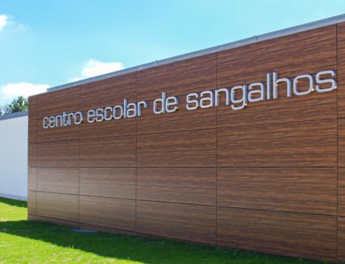 Centro Escolar de Sangalhos