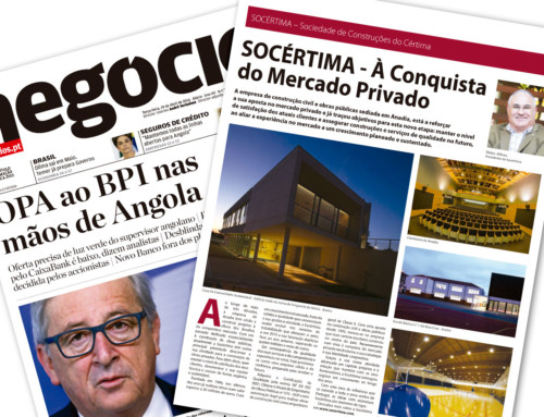 Jornal de Negócios | 19 Abril 2016