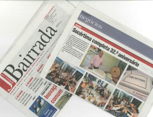 Jornal Bairrada Outubro 2016