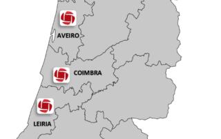 Localizações Socértima