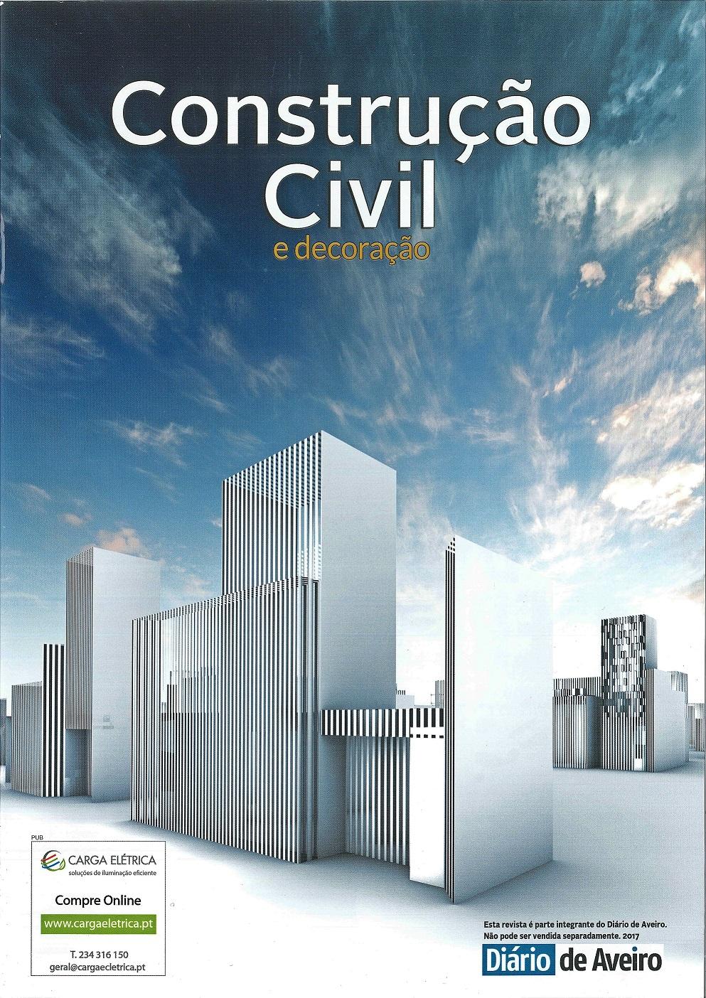 Revista de Construção Civil e Decoração 2017