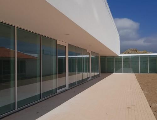 Reabilitação e ampliação da Escola Básica de Mogofores